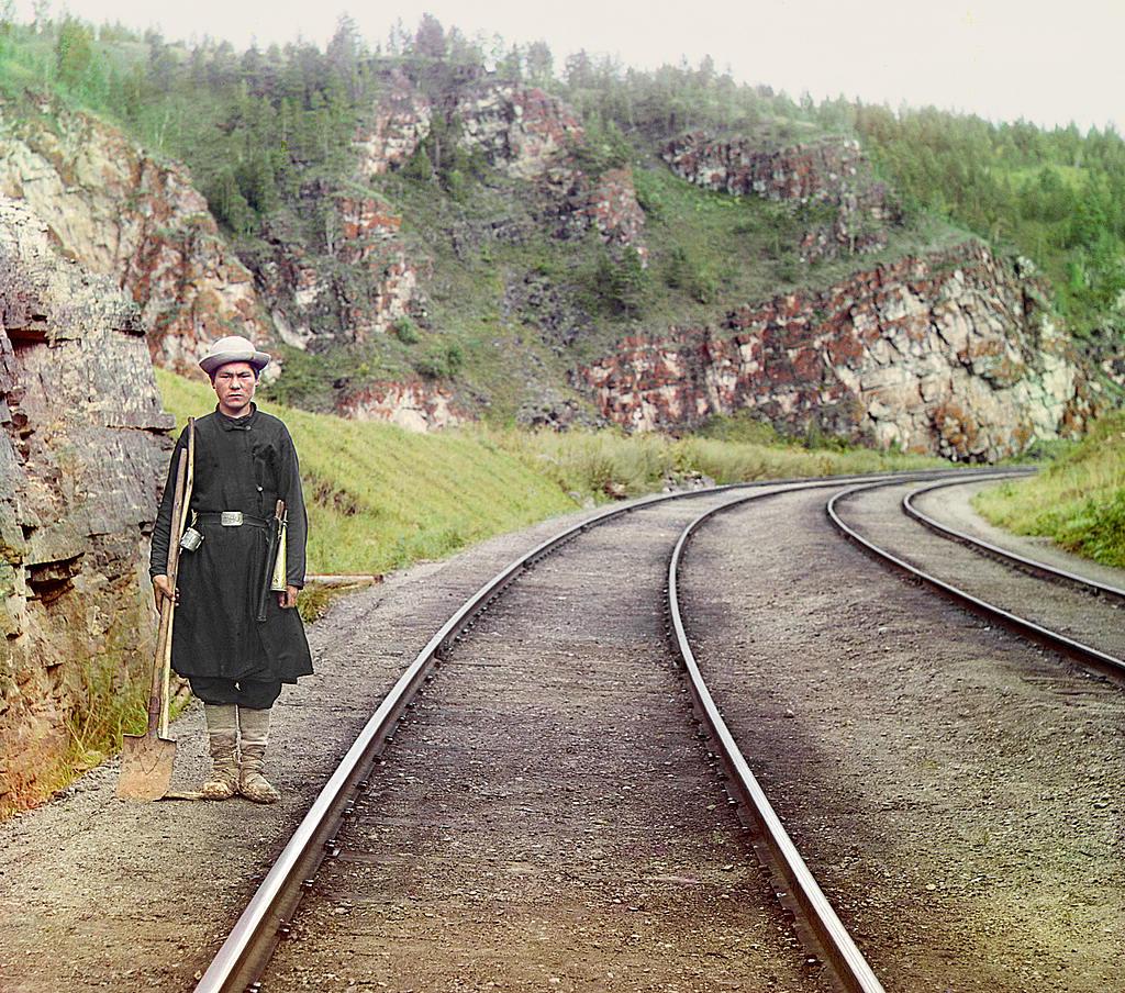 Trabajador de ferrocarril