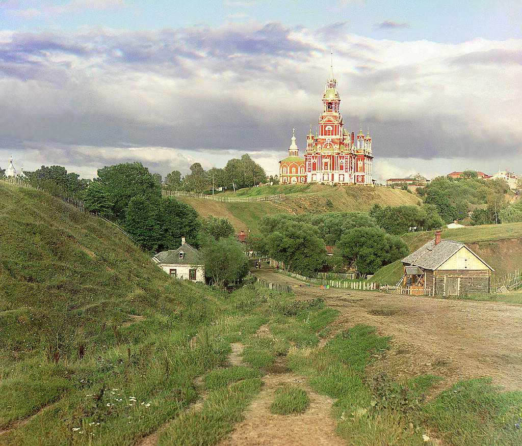 La Catedral de San Nicolás en Mozhaisk